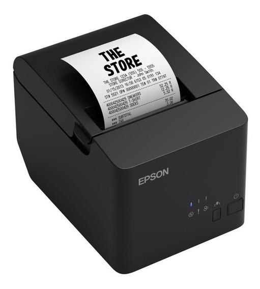 Impressora Não Fiscal Epson Tm-t20 Usb /serial Guilhotina