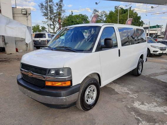 Chevrolet Express 2018 5p Ls Van C
