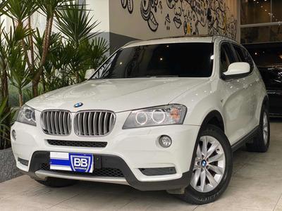 Bmw X3 3.0 28i 4x4 Automático 2012 Teto E Interior Caramelo