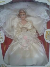 Boneca Princesa Diana Edição Limitada Rara