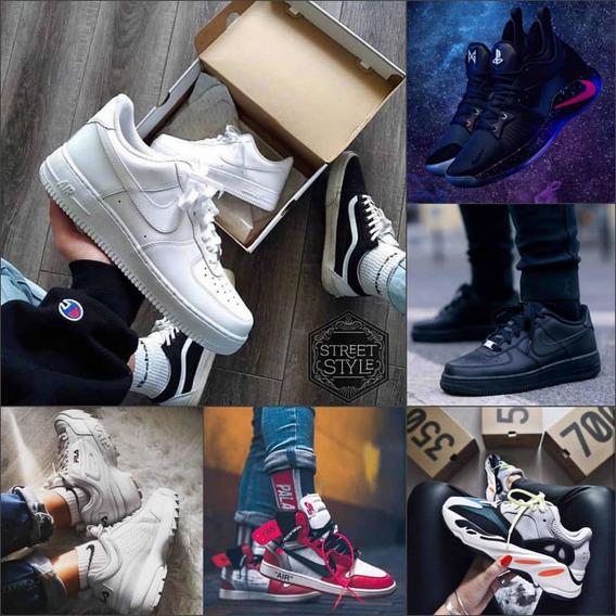*~* Zapatos En Línea/ Nike Playstation/ Fila/jordan 4 *~*