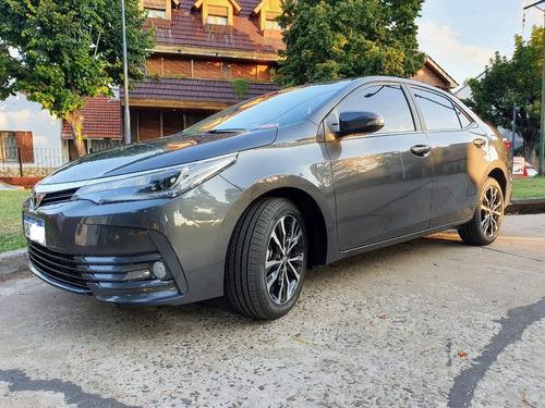 Toyota Corolla Seg 2017