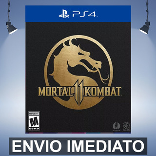 Mortal Kombat 11 Ps4 Codigo De 12 Digitos