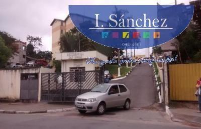 Apartamento Para Venda Em Itaquaquecetuba, Jardim São Paulo, 2 Dormitórios, 1 Banheiro, 1 Vaga - 170222g_1-758352
