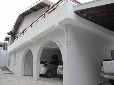 Casa Residencial À Venda/locação, Parque Nova Campinas, Campinas. - Ca2833