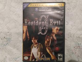 Gamecube Resident Evil 0