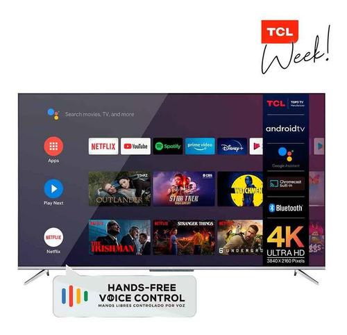 Imagen 1 de 6 de Smart Tv 55  4k Ultra Hd Tcl L55p715