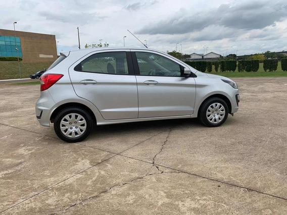 Ford Ka 1.0 S Flex 5p 2018