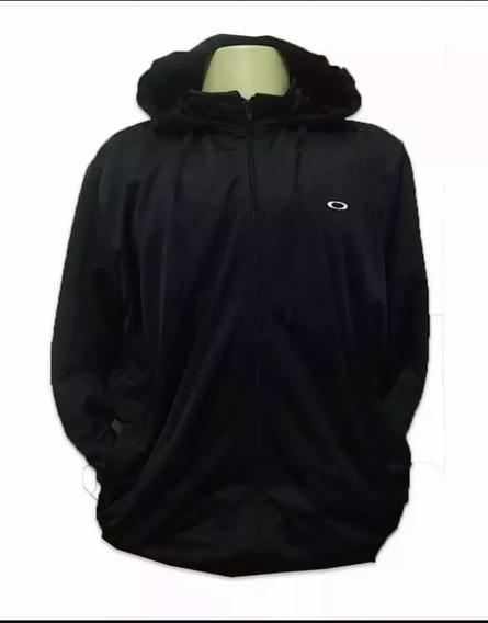 Jaqueta Corta Vento Oakley Impermeavel Com Capuz Blusa Casac