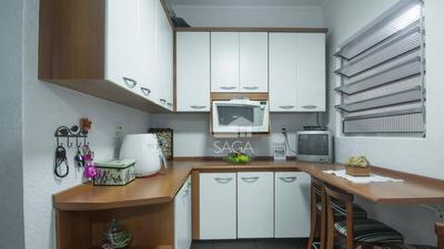 Casa Com 2 Dormitórios À Venda, 85 M² Por R$ 299.900 - Vila São Jorge - São Vicente/sp - Ca0684