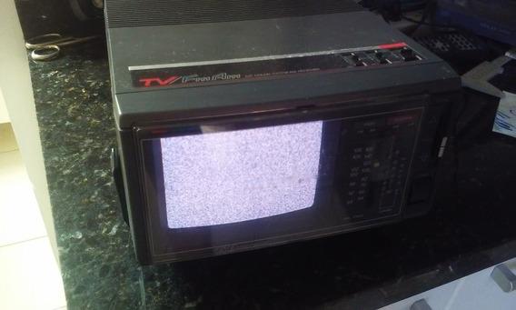 Televisão Emerson Colorida - Am Fm - 5,5
