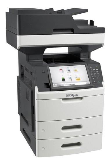 Impressora Multifuncional Laser Lexmark Mx711dthe C/ Display