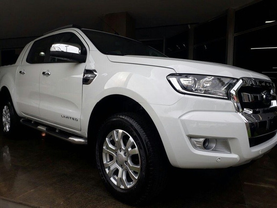 Ford Ranger 3.2 Limited Cab. Dupla 4x4 Aut. 4p