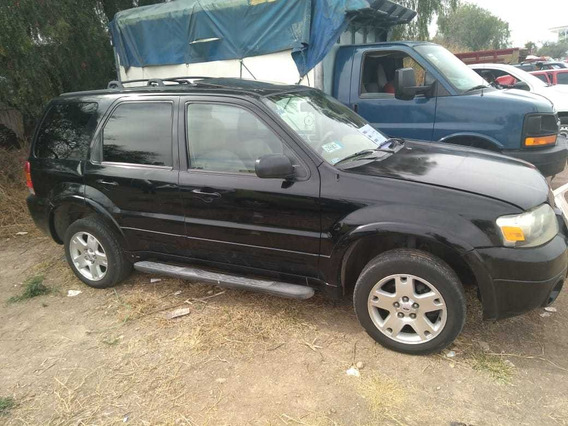 Ford Escape 3.0 Xlt Piel Limited At 2006