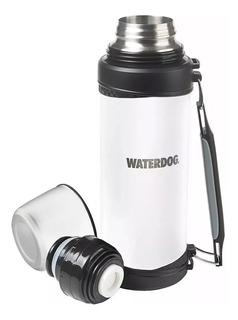 Termo Waterdog Acero Inoxidable 1 Litro Con Manija