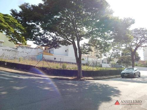 Terreno Para Alugar, 965 M² Por R$ 6.900,00/mês - Nova Petrópolis - São Bernardo Do Campo/sp - Te0133