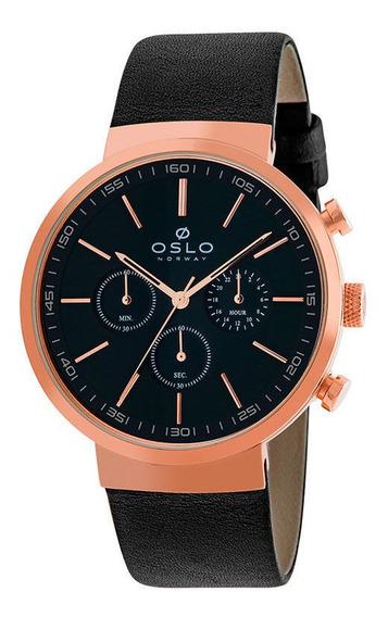 Relógio Oslo Masculino - Omrsccvd0001-p1px
