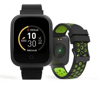 Smartwatch Seculus - Visor Retangular