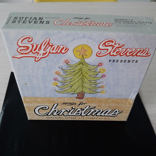 Sufjan Stevens - Songs For Christmas, Box 5 Cds, Frete Free
