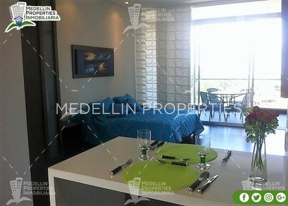 Arrendamientos De Apartamentos Baratos En Medellín Cód: 4260