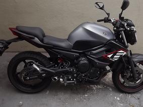 Yamaha Xj6 N Abs 2018 Cinza