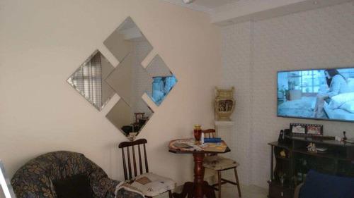 Imagem 1 de 13 de Apartamento Com 2 Dorms, Centro, São Vicente - R$ 265 Mil, Cod: 738 - V738