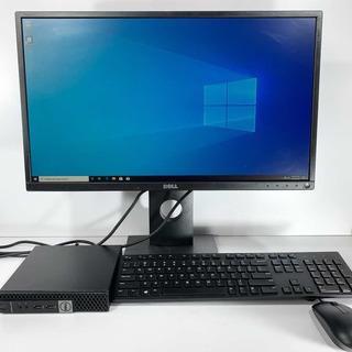 Equipo Completo Cpu Dell I3 6ta 8 Gb 500 Gb Con Monitor 24
