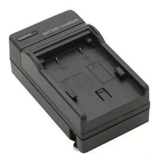 Carregador De Bateria - Compatível Série Np-f Usado