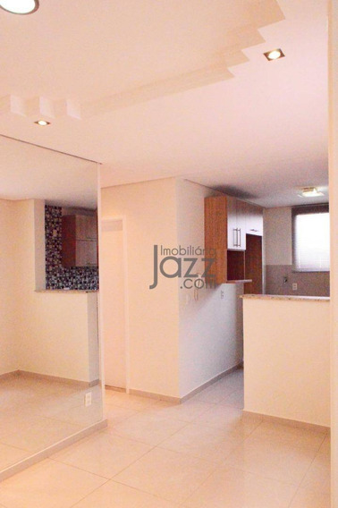 Apartamento Com 2 Dormitórios À Venda, 45 M² Por R$ 200.000 - Loteamento Industrial Machadinho - Americana/sp - Ap2154