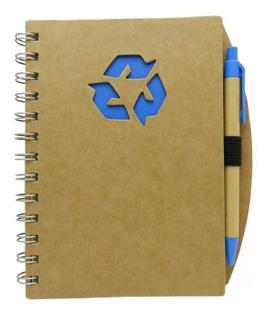 Agenda + Esfero Ecológicos Publicitarias Eventos