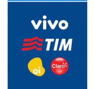 Recarga Para Celular/promoçao