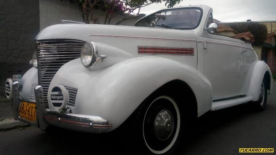 Chevrolet 1939 Clasico