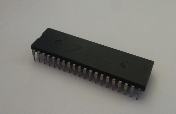 Microprocessor Ic Zilog Z84c0020pec