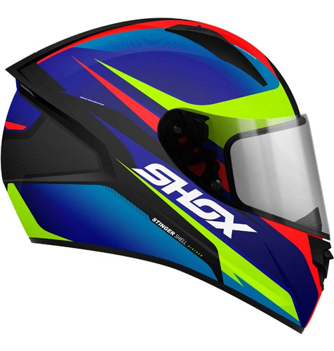 Casco Shox Stinger Divided