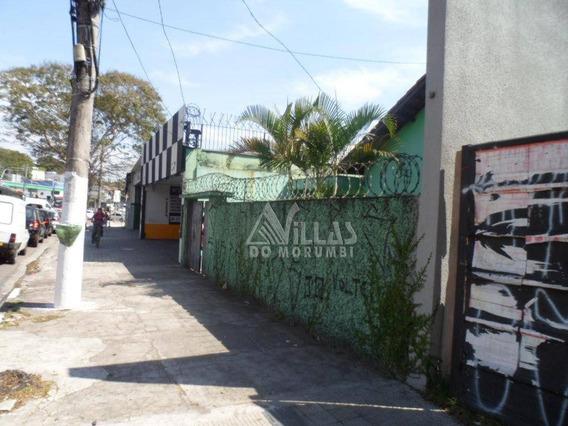 Casa Comercial À Venda, Butantã, São Paulo. - Ca0240