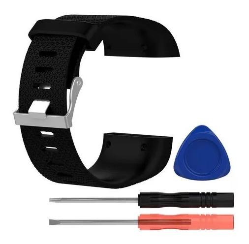 Pulseira Para Relógio Fitbit Surge(mega Promoção)