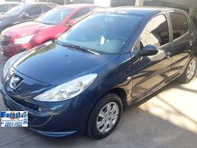 Peugeot 207 1.4 Active 75cv 2013 Azul #6