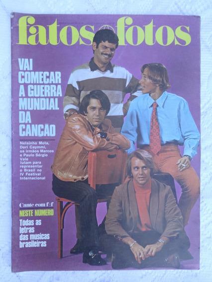 Fatos E Fotos Nº 452: Letras Do Festival Da Canção - 1969