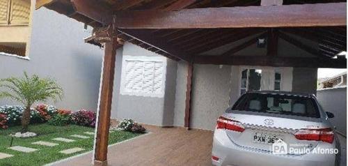 Casa Com 3 Dormitórios À Venda, 140 M² Por R$ 750.000,00 - Jardim Das Acácias - Poços De Caldas/mg - Ca0045