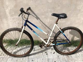 Bicicleta Olimpia Rodado 26 Para Reacondicionar 1 Rueda Ok