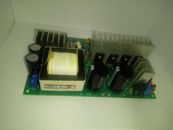 Placa Cp Eletrônica Cp146/a Carregador 16bat E:220v 2,4a