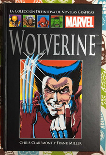 Wolverine Chris Claremont & Frank Miller Tomo Edit Salvat
