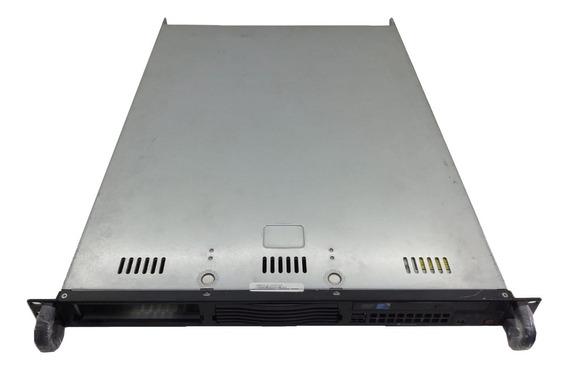 Servidor Supermicro 1u Xeon X3450 8gb 1tb X8sil Sc811l-350b