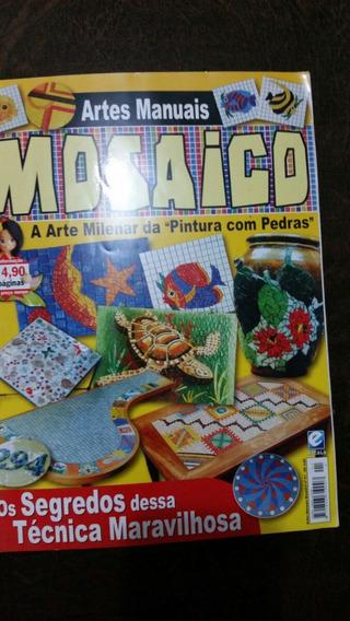 Revista Artes Manuais Mosaico