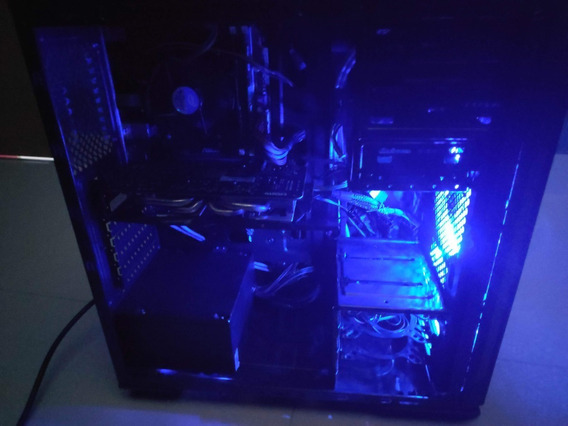 Pc Computador Gamer I5 8gb Ram 120gb Ssd Hd 1tb Gtx 770