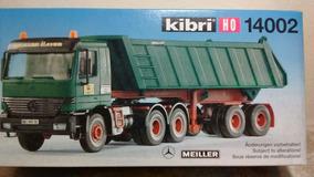 Kibri Caminhão Mb 6x4 1/87 Em Pastico Aproveite!!!