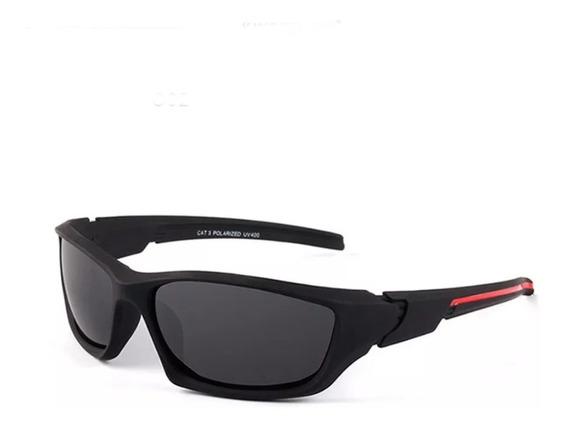 Óculos C/ Proteção Uv Kingseven® Uv400 Polarizado Orig. S768