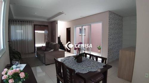 Casa Com 3 Dormitórios À Venda, 160 M² - Jardim Belo Horizonte - Indaiatuba/sp - Ca1847
