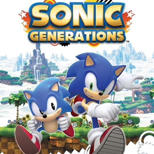 Sonic Generations / 15 / Ps3   Mercado Libre
