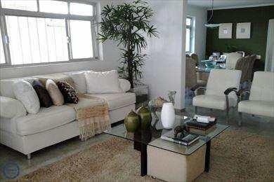 Sobrado Com 4 Dorms, Campo Grande, Santos - R$ 1.4 Mi, Cod: 3390 - V3390